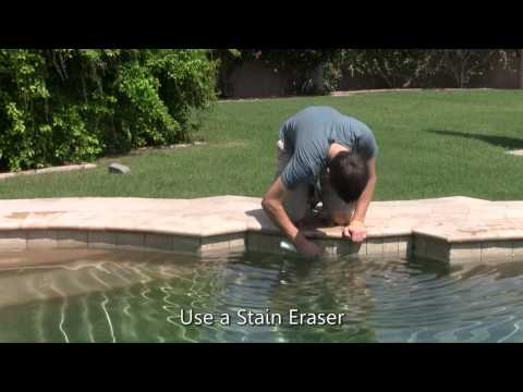 Getting Rid Of Scale - Leslie's Swimming Pool Supplies