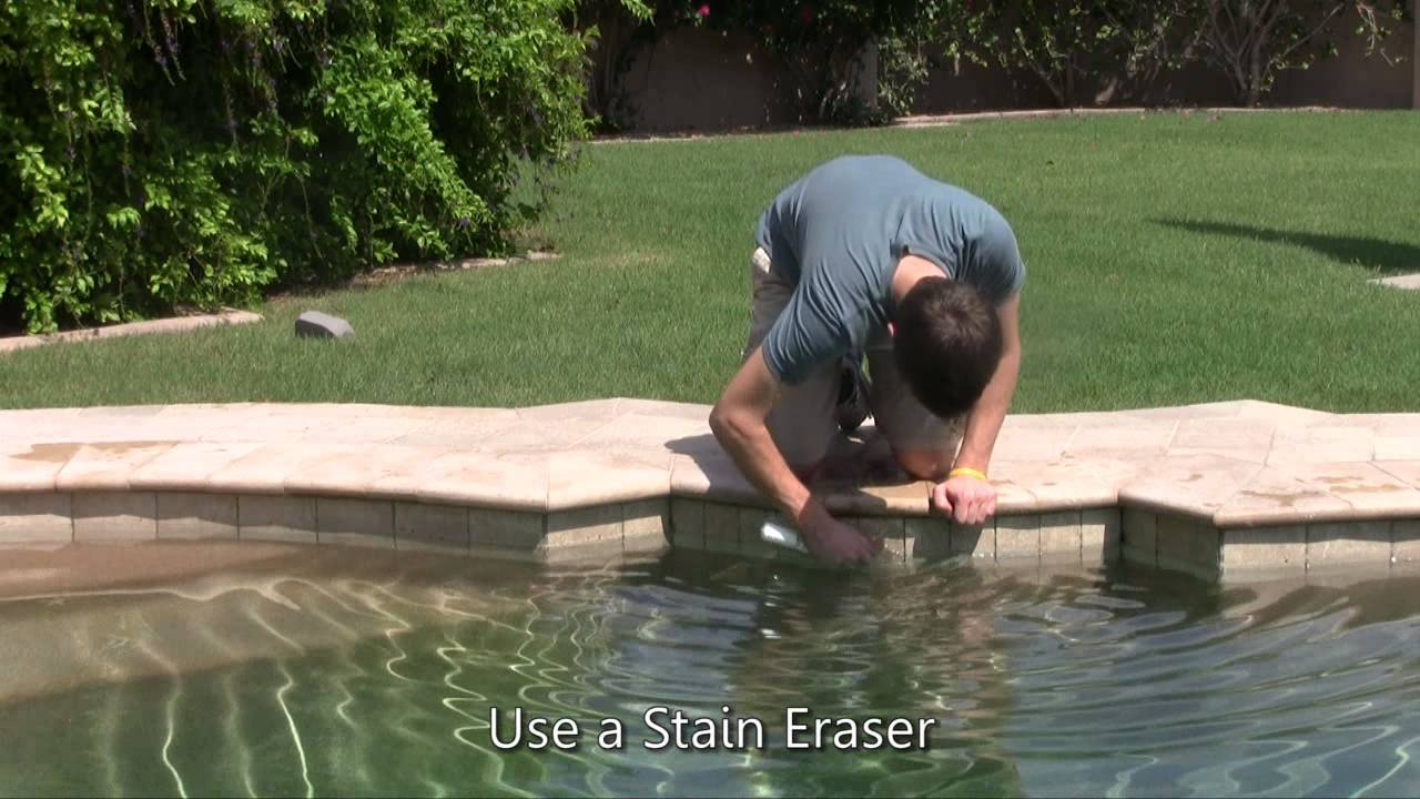 Getting Rid Of Scale Leslie 39 S Swimming Pool Supplies Youtube
