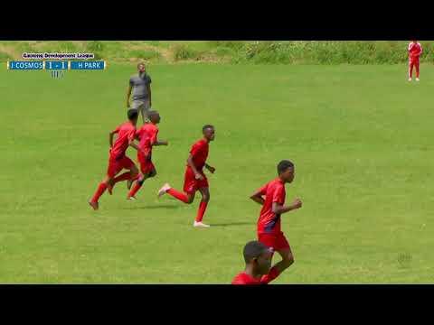 Jomo Cosmos FC 1 - 2 Highlands Park FC  (U15)