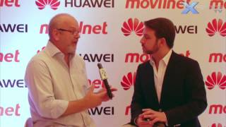 Lanzamiento Huawei Evolution II - Movilnet
