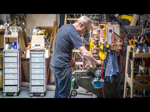Adam Savage's One Day Builds: NASA Spacesuit Parts!