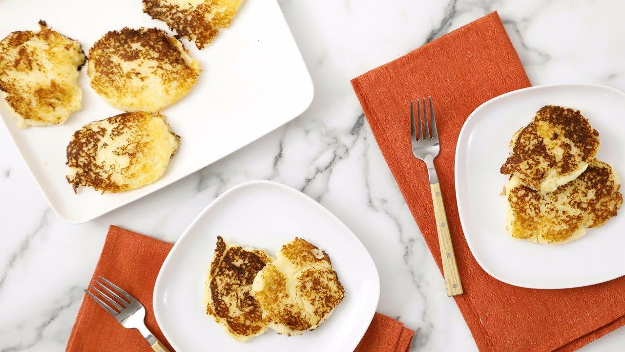 Mashed Potato Pancakes- Martha Stewart - YouTube