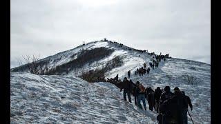 Традиционное восхождение на гору Бештау