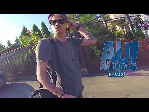 Maximilian - Au, Mă Frige! (Remix) cu Grasu XXL & Guess Who (Videoclip Oficial)