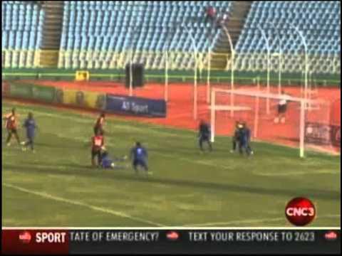 Trinidad & Tobago vs Bermuda World Cup Qualifier (Highlights) (2)