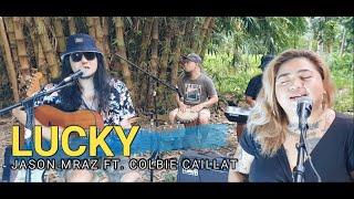Lucky - jason mraz feat. colbie caillat | kuerdas reggae cover