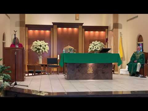 Weekend Mass August 8 &9. 19th Sunday in Ordinary Time