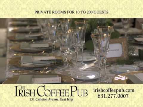 The Irish Coffee Pub Fine Dining and Catering On and Off Premises