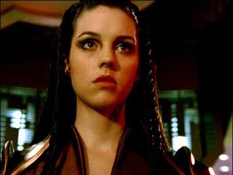 Power Rangers RPM - Fade to Black - Enter Tenaya 7 | Adelaide Kane (Episode 2)