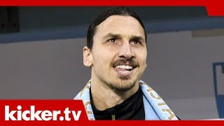 "Ibrahimovic kokettiert mit Comeback: ""We are Zweden"""