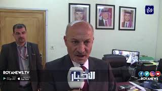 موظفو بلدية إربد يعتصمون لتحقيق جملة من المطالب