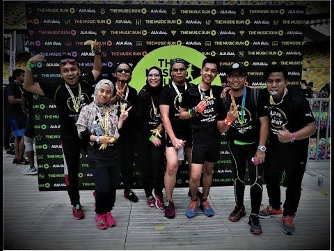 The Music Run Malaysia 2017
