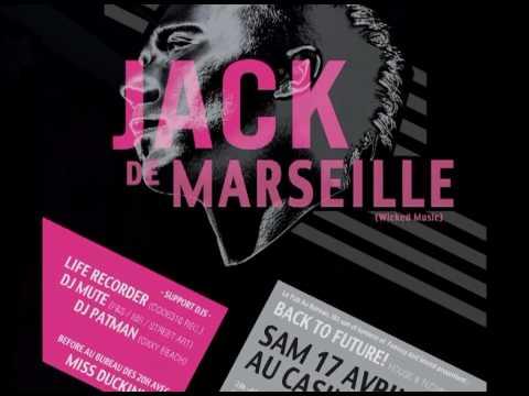 BACK2FUTURE! @ Casino d'Evian les Bains (JACK DE MARSEILLE)