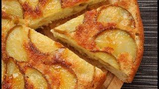 ШАРЛОТКА С ЯБЛОКАМИ Вкусная шарлотка с яблоками Простые рецепты Яблочный пирог рецепт