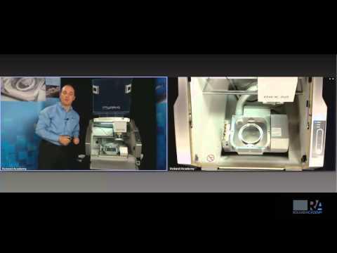 Introducción a Roland DWX 50    Fresadora Dental de 5 ejes para Laboratorio