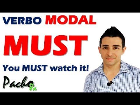 Download Aprende fácilmente a usar el verbo modal MUST en inglés - YOU MUST WATCH IT!