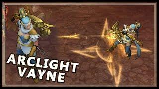 Arclight Vayne Skin Spotlight