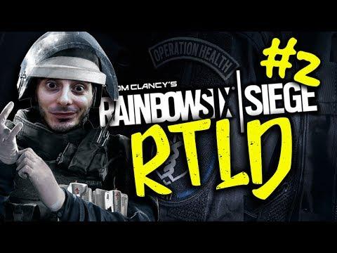 RTLD S06 #02 - IRRUZIONE COL MONTAGNE [Tom Clancy's Rainbow Six Siege]