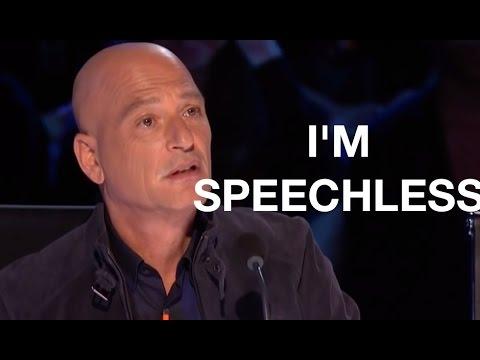 Unbelievable Voice Makes Entire Audience SPEECHLESS