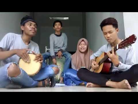 Lagu Banjar Ampat si Ampat lima(cover)