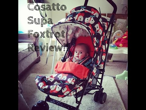 COSATTO SUPA FOXTROT REVIEW!!!