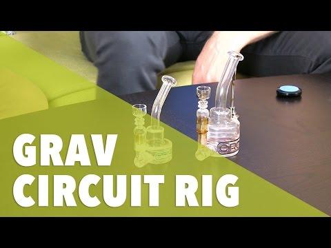 Grav Circuit Rig  // 420 Science Club
