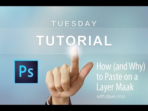 How (and Why) To Paste On A Layer Mask In Photoshop
