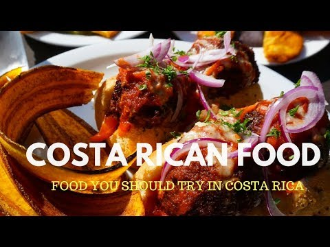 Americans Try Costa Rican Food -  (Dishes To Try In Costa Rica)