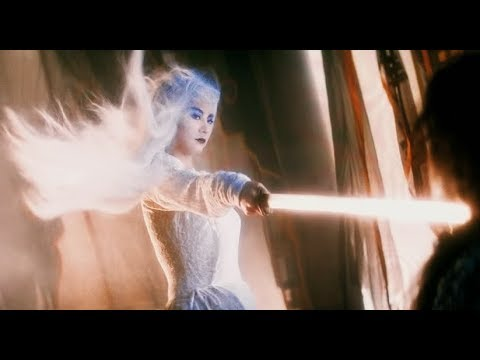The Bride With White Hair (1993) - Hong Kong Movie Review