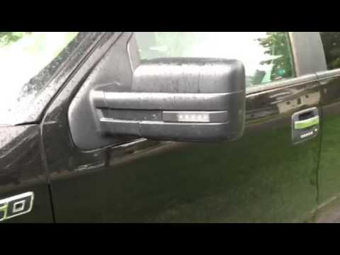2009 2013 F150 Anzo Led Mirror Turn Signal Lights Youtube