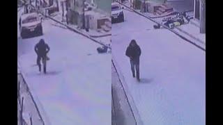 Con este video buscan al asesino del policía Raúl Beltrán en el sur de Bogotá | Noticias Caracol