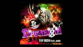 Tay Dizm Feat Akon - Dream Girl With Hook 720hd Instrumental
