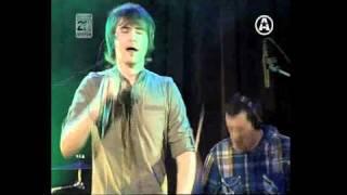 Вася Обломов - Между небом и землей (live на А1)
