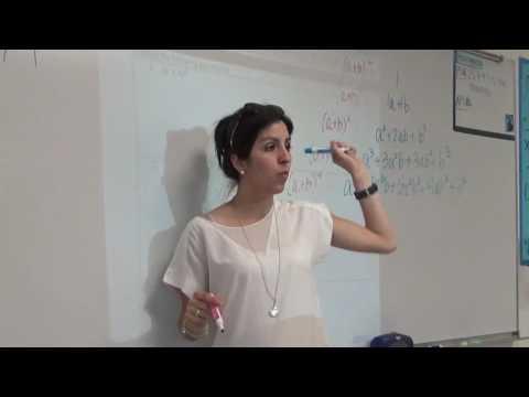 PreCalculus - Unit 9 - Lesson 11 - Pascal