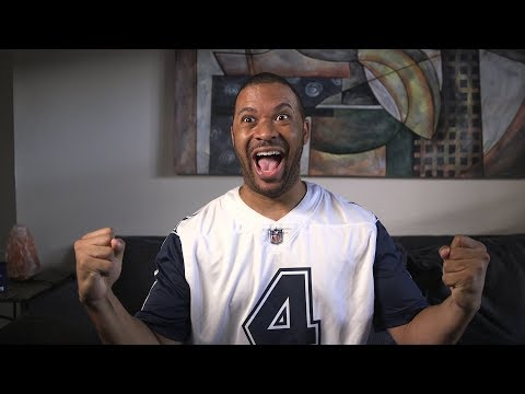 Jeff K - How Cowboys Fans Reacted During The Jaguars Game