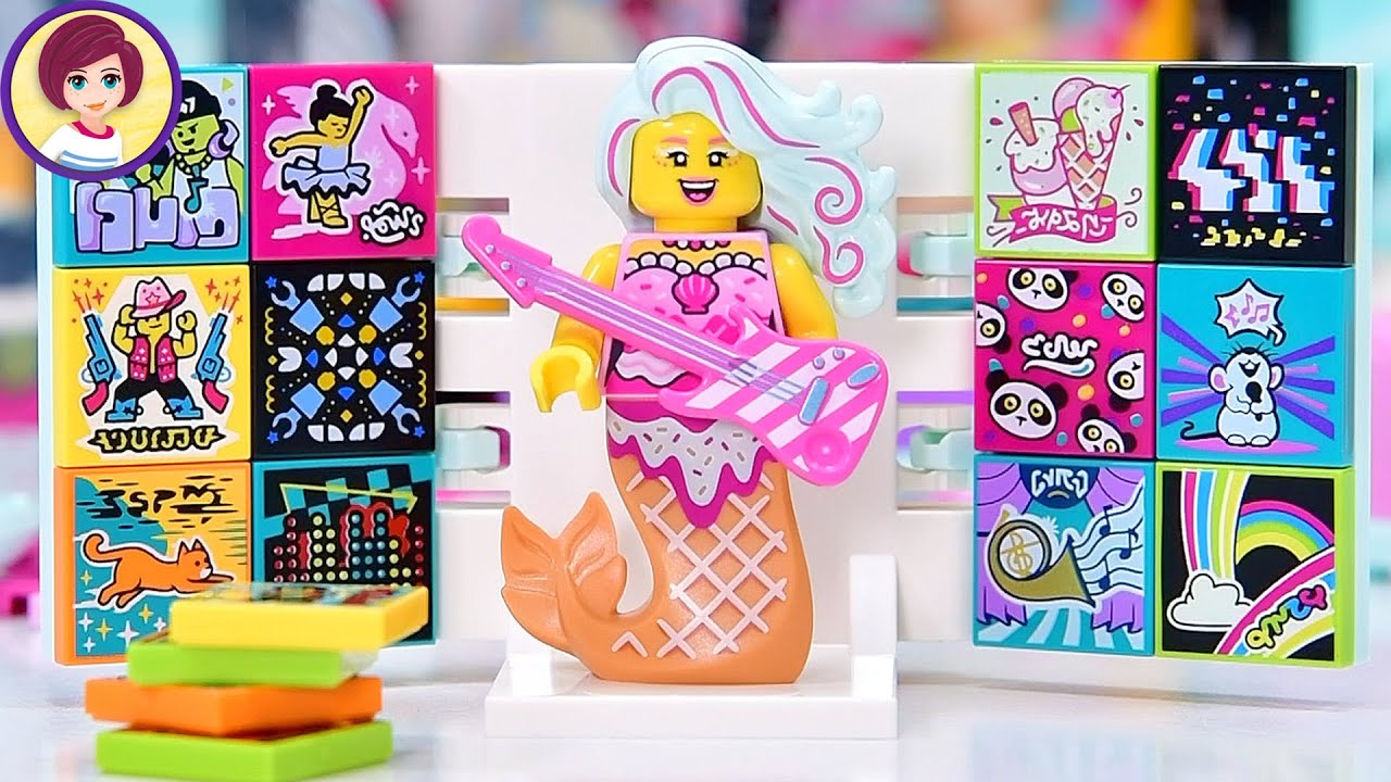 I did not expect to love this...but I do. Lego Vidiyo Candy Mermaid BeatBox