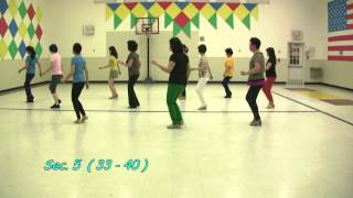 Get Your Groove On - Sebasstiaan Holtland -- Line Dance