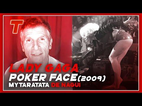 My Taratata - Nagui - Lady Gaga 'Poker Face' (Live 2009)