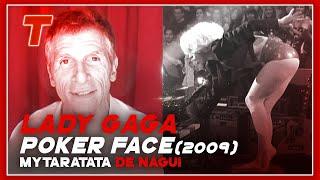 """My Taratata - Nagui - Lady Gaga """"Poker Face"""" (Live 2009)"""