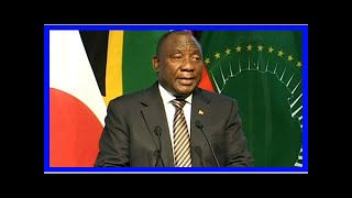 Breaking News | WATCH: Ramaphosa delivers keynote address at Africa Day celebrations