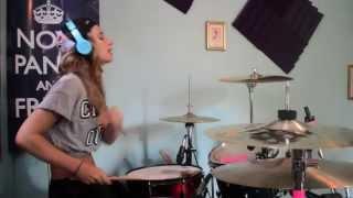 Bang Bang - Jessie J Ariana Grande Nicki Minaj (drum cover)