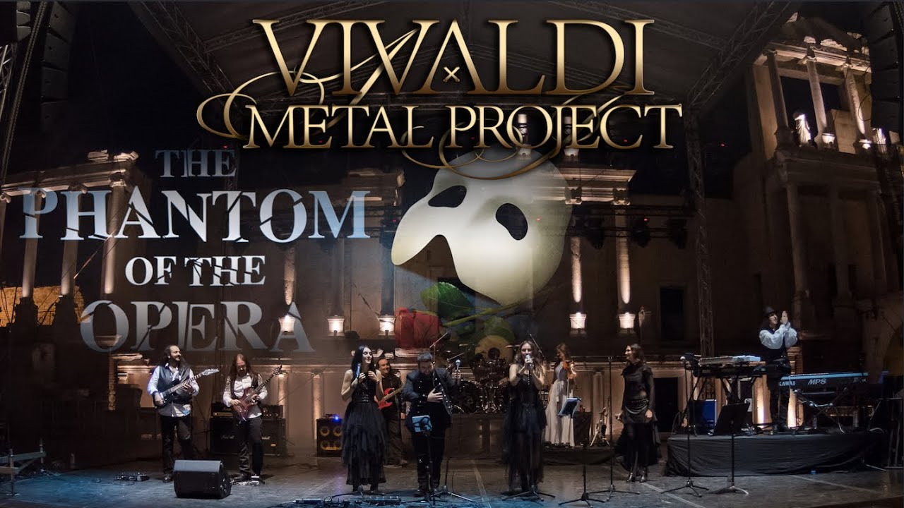 PHANTOM OF THE OPERA + VITA - Live in Kitee/Plovdiv 2018 [Official Video]