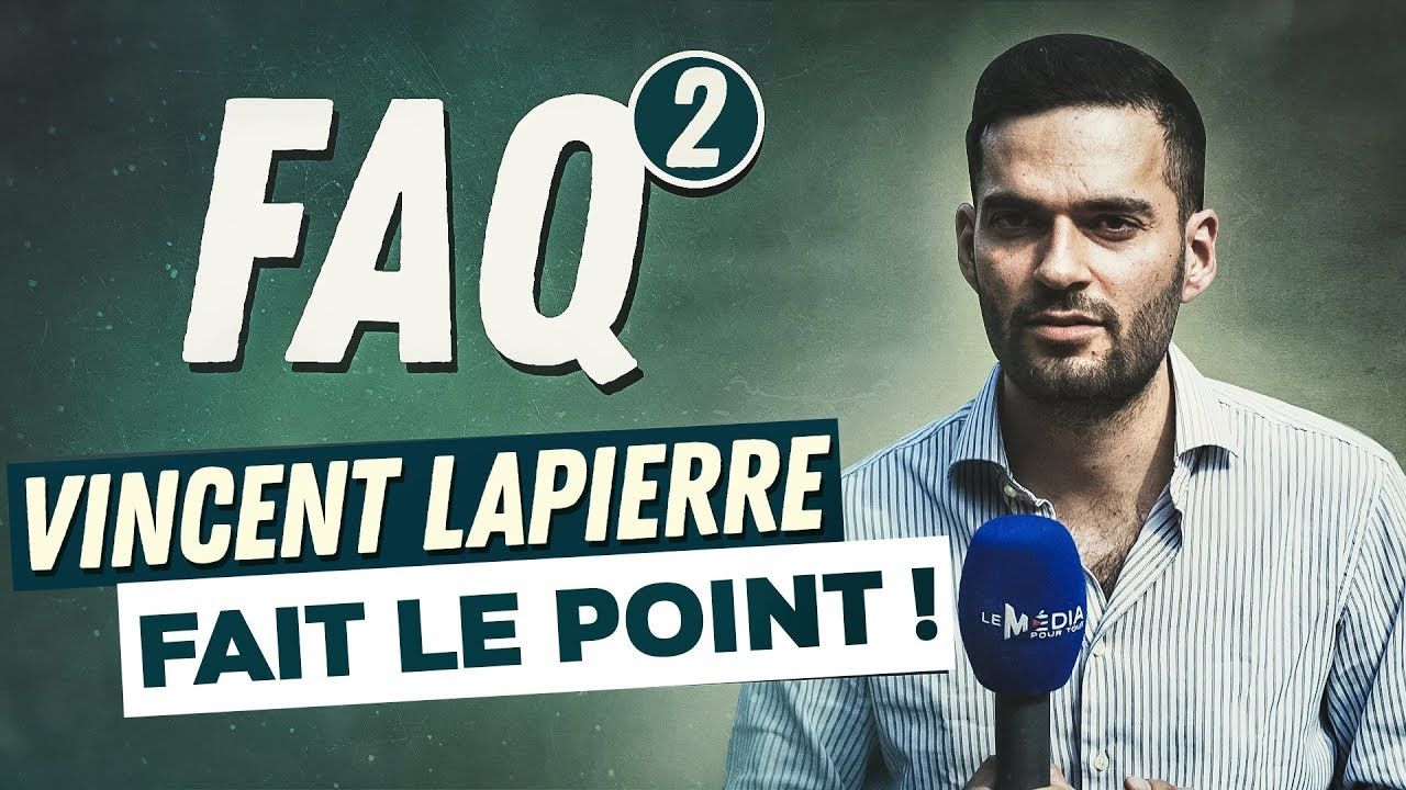 VINCENT LAPIERRE FAIT LE POINT ! #1