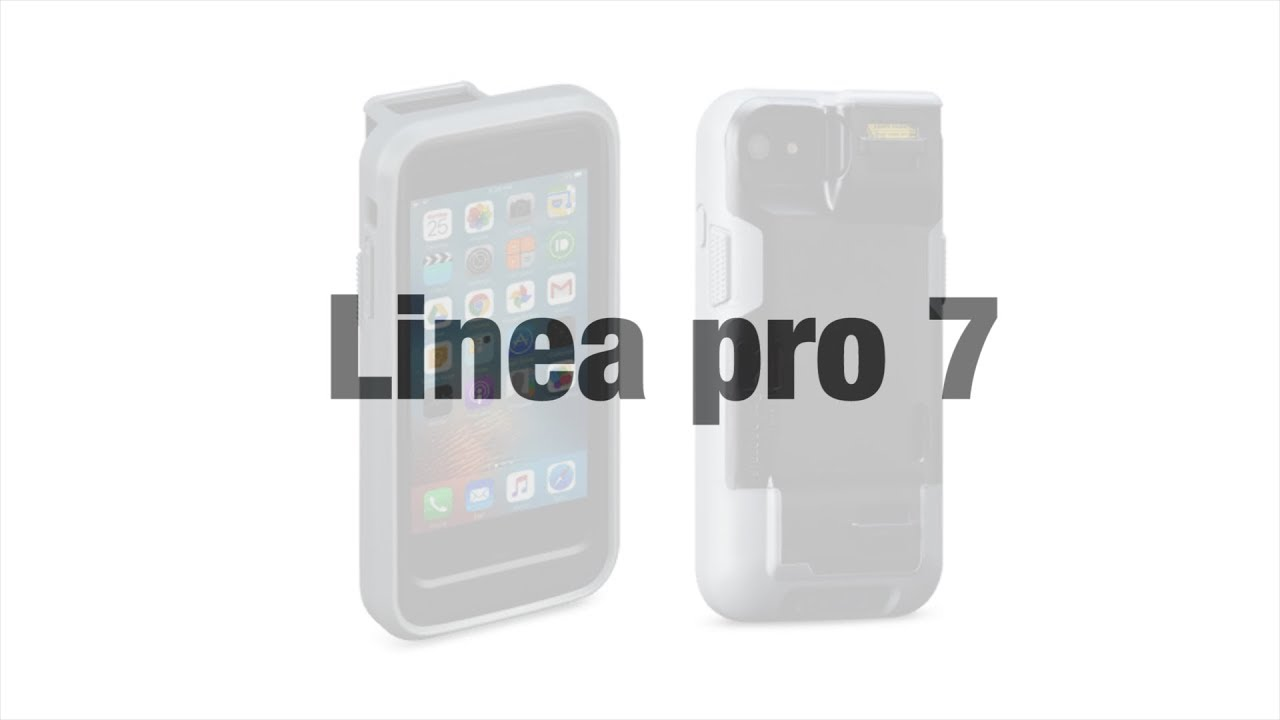 Linea Pro 7 2D Barcode Scanner (LP7-Z2D-PH7) for iPhone 7/8