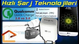 Hızlı Şarj Üzerine Bilmek İstediğiniz Her Şey (Qualcomm Quick Charge 2.0 - 3.0)  3/3 #22
