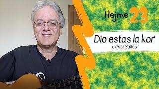 Hejme 23 - Deus é amor en esperanto