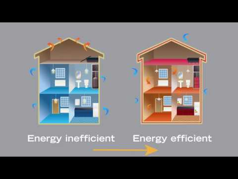 Increase Energy Efficiency In Your Home With These Steps You