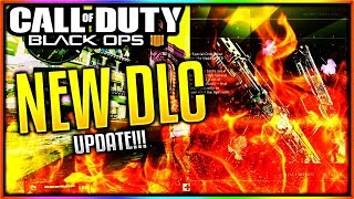 *NEW* 1.08 BLACK OPS 4 UPDATE! - BLACK OPS 4 NEW DLC MAPS, WEAPONS AND MORE! (BO4 DLC UPDATE!)
