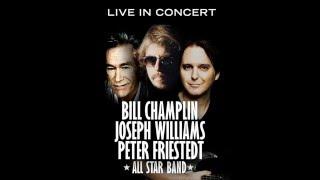 cwf live dvd promo ii ft bill champlin joseph williams peter friestedt
