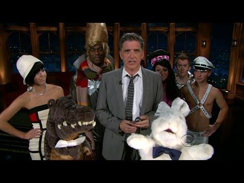Late Late Show with Craig Ferguson 11/16/2010 Matt Smith, Chris Hardwick